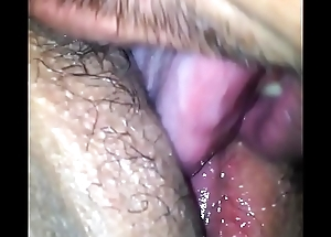 Put to rout my exwife stingy muff work on that babe cum