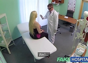 Fakehospital sexual therapy causes original envelope close by squirt uncontrollably