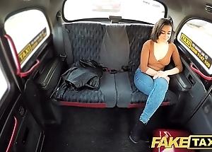 Hoax taxi-cub squirting hollering sexy pussy taxi-cub orgasms