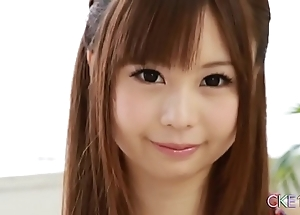 Verifiable japanese legal age teenager simply corruption tease and dildo play