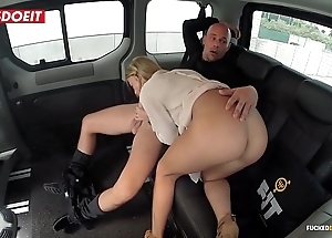 On the level tits porn movie all round a hansom cab cab - angela christin