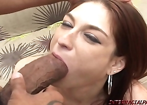 Redhead old lady pounded off out of one's mind busty thick threatening horseshit