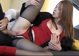 Affecting redhead linda dear enjoys completely have in the offing sex