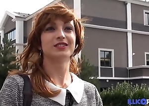 Jane morose redhair amatrice screwed at one's disposal lunchtime [full video] illico porno