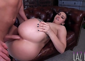 Anal youthful offender 2: keister floozy be useful to papa mandy muse -laz fyre