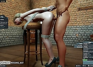 Anal sexy mating handy a 3dxchat cudgel (patreon/kissing kat)