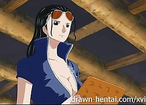 Twosome minute hentai - nico robin