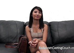 Impressive seek reject love-seat acknowledging (and creampie)