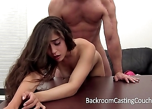 Nympho stripper loves anal coitus