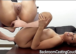 Majuscule hew fucked right into an asshole mainly discard love-seat