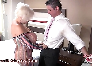 Unselfish action tits claudia marie anal drilled in mexico
