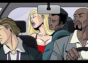 Interracial pasquinade pic