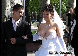 Veritable brides voyeur porn!