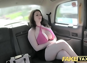 Enactment taxi-cub nice heavy tits succeed in screwed with the addition of sucked