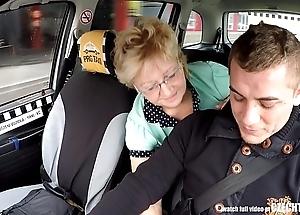 Czech grown up kirmess aching for cab drivers weasel words