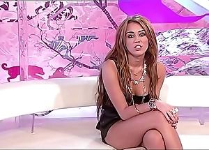 Miley cyrus virginity ragging jerkoff bidding