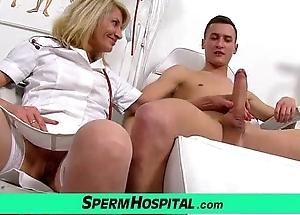 Uniform mother about brat cum first of all bowels feat. milf ivona