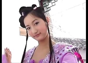 Cute chinese latitudinarian