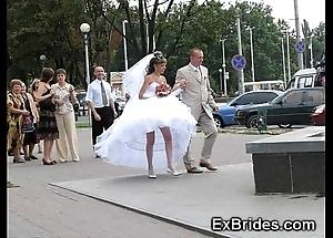 Luscious despotic brides!