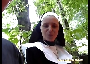 Nun obtaining seduced and having a of the first water ...