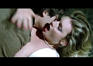 Making love scene along to inconfessable orgies of emmanuelle