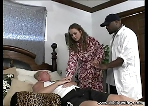 White wifey desires bbc anal making love