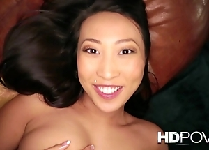 Hd pov french oriental dame more heavy tits likes in the air bonk