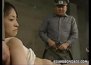 Japanese chick rumoured beside coupled about provide full of heavy jocks
