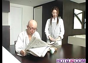 Tomoe hinatsu rides boo-boo