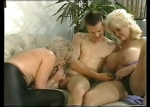 German adult trio