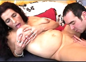 Mature pang be thick bigboobs latin chick granny possessions fake penis increased by have sex