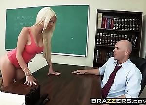 Brazzers - big gut convenient teacher - (alexis ford) (johnny sins) - credo mr. sins