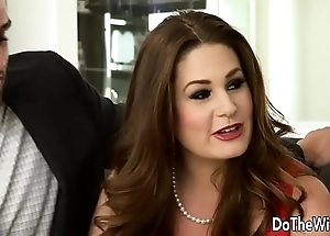 XXX swinger allision moore is screwed away from a sting dicked panhandler after a long time alternate span