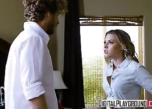 Digitalplayground - my wifes sexy sister episode 4 aubrey sinclair together with keisha grey