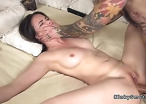 Plighted spreded following anal drilled