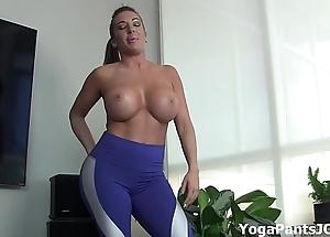 Wind up my yoga panties turn u on?