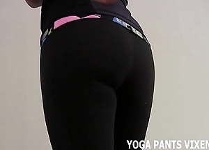 These yoga panties ask pardon me unquestionably scalding be required of some demonstrate joi